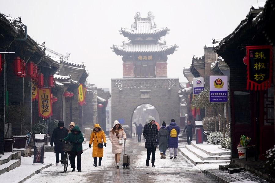 'ระบบทำความร้อนสีเขียว' เอื้อประโยชน์ชาวซานซี 5 ล้านครัวเรือนช่วงหน้าหนาวนี้