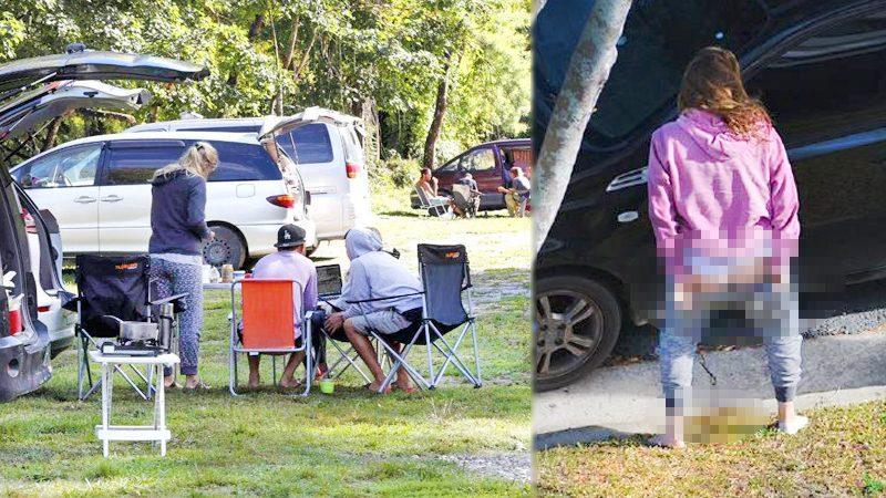 """นิวซีแลนด์จ่อแบน """"รถบ้าน"""" แก้ปมนักท่องเที่ยว """"อึฉี่เรี่ยราด"""""""