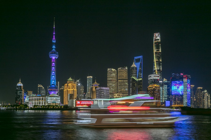 ครั้งแรกของจีน! เซี่ยงไฮ้คว้ารางวัล 'เมืองอัจฉริยะของโลก'