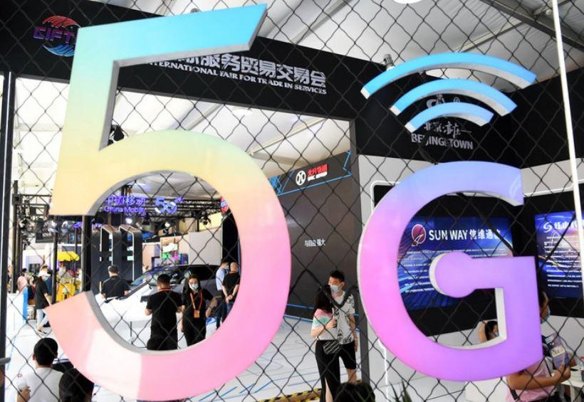 จีนมีส่วนในการเชื่อมต่อเครือข่าย 5G ระดับโลกกว่า 85%