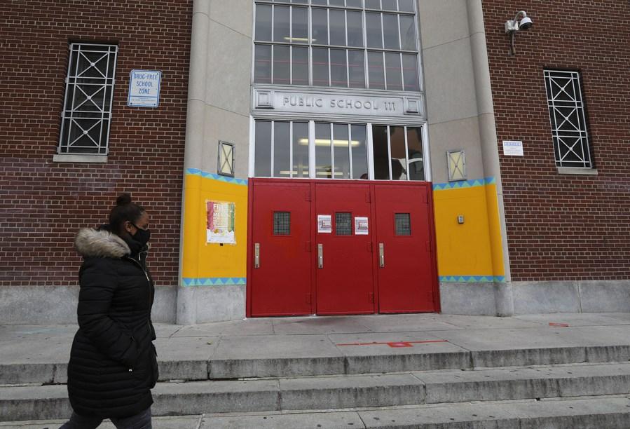 นิวยอร์กปิด 'โรงเรียนรัฐ' หลังอัตราโควิด-19 พุ่ง