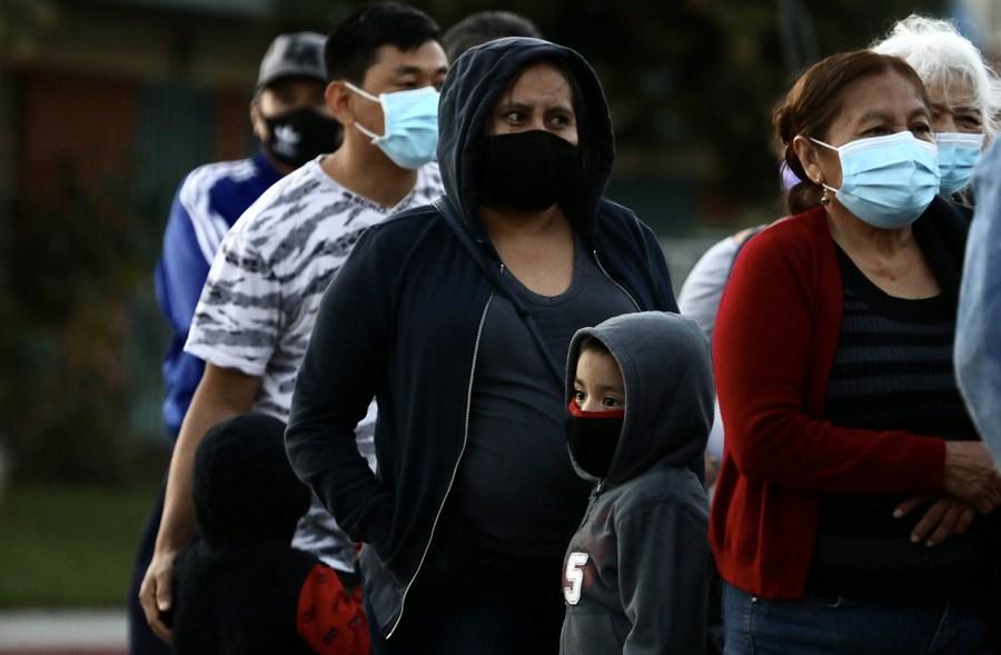 สหรัฐฯ 'ป่วยโควิด-19' ทะลุ 12 ล้านราย