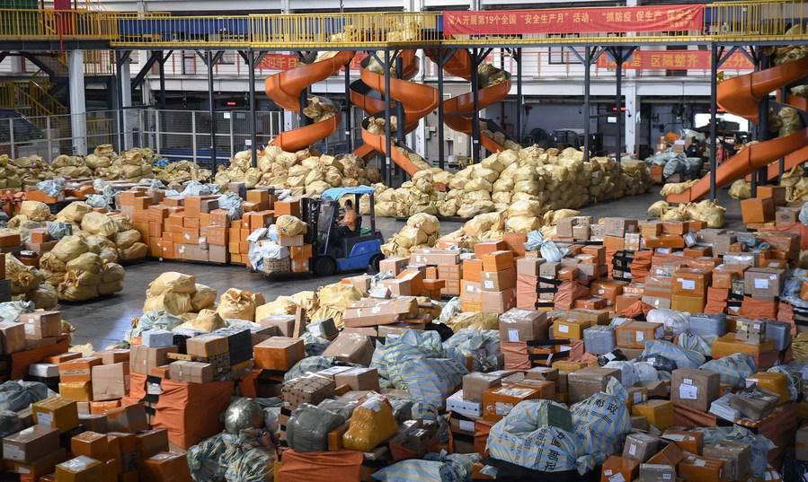 จีนหนุนบริษัทอีคอมเมิร์ซ 'พัฒนาสีเขียว' ปรับเปลี่ยนเพื่อสิ่งแวดล้อม