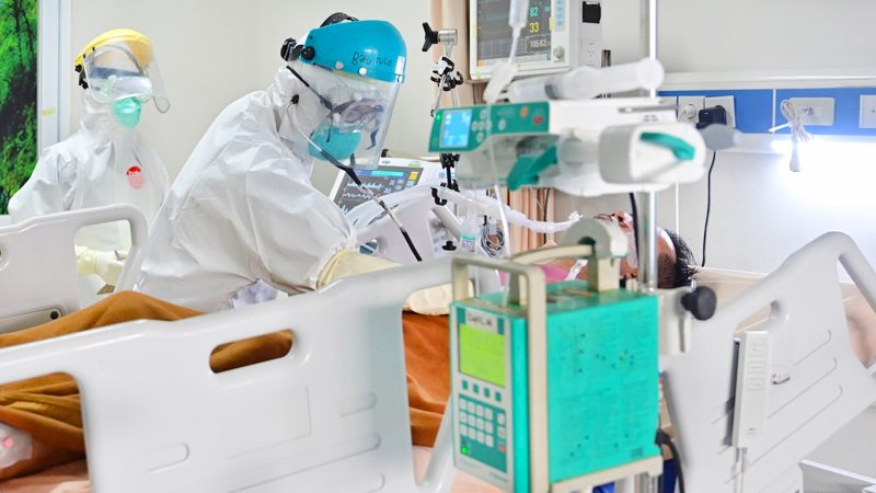 อินโดฯ ป่วยโควิดทะลุ 5 แสนคน พม่าเกิน 8 หมื่นราย-ลาวติดเชื้อวันเดียว 14 คน