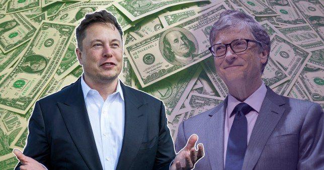 อีลอน มัสก์ รวยแซง บิล เกตส์ ขึ้นแท่นมหาเศรษฐีอันดับที่ 2 ของโลก
