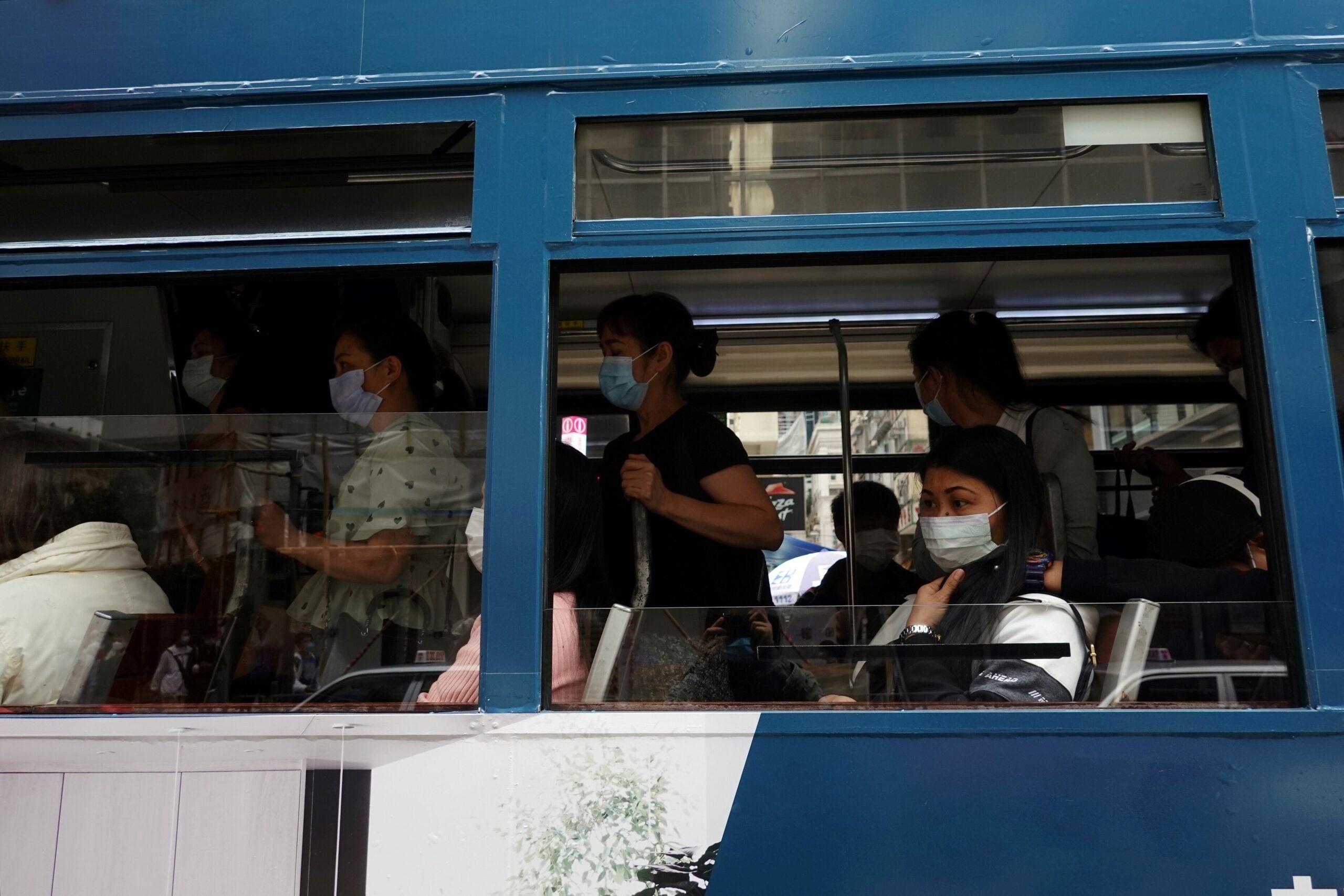 ฮ่องกงพบผู้ป่วยโควิดรายใหม่ 115 คน สูงสุดใน 4 เดือน