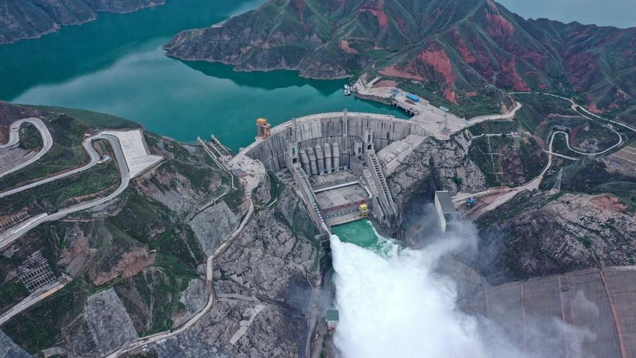 จีนเผยการผลิต 'พลังงานหมุนเวียน' โตต่อเนื่องในไตรมาสแรก