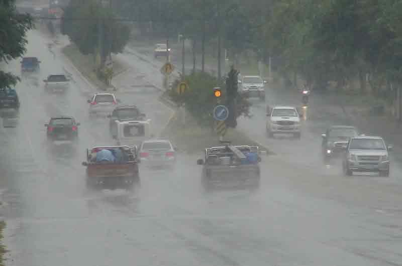 'กรมอุตุฯ' ประกาศฉบับที่ 3 เตือน 10 จ. ภาคใต้ 30 พ.ย.-3 ธ.ค. ระวังฝนตกหนักคลื่นลมแรง