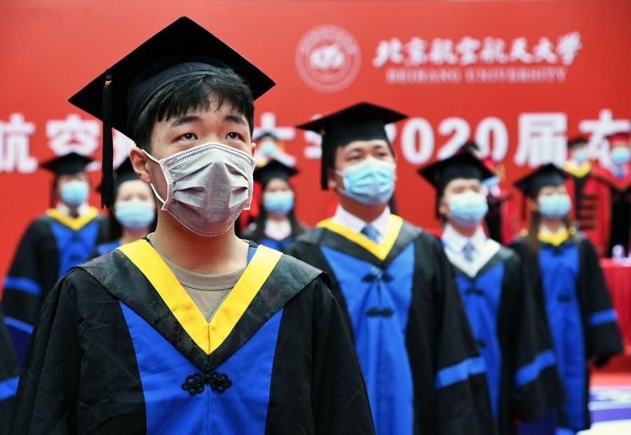 จีนคาดยอดบัณฑิตป.ตรี ปี 20-21 แตะ 3 ล้านคน