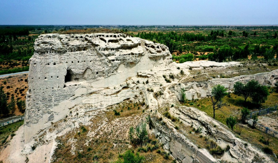 จีนพบหมู่หลุมศพ 'บรรพบุรุษชาวฮั่น' พร้อมวัตถุโบราณ-สัตว์บูชายัญ