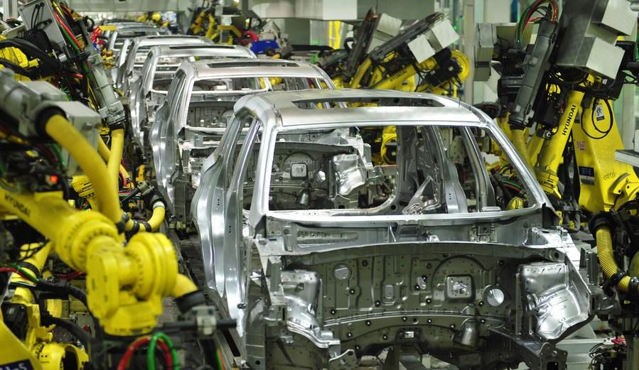 ความก้าวหน้า 'อุตสาหกรรมยานยนต์' ในชางโจว