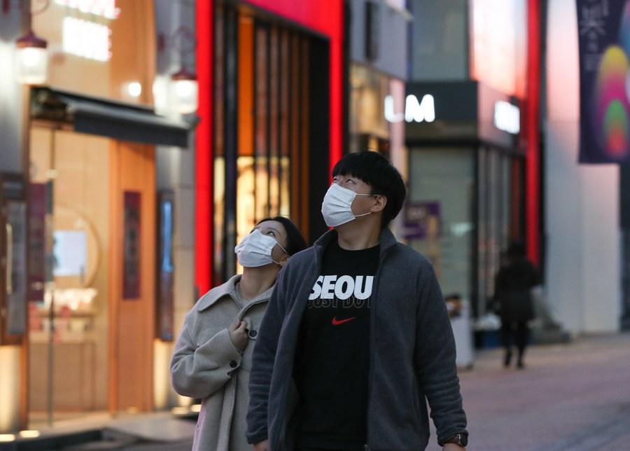 เกาหลีใต้พบป่วย 'โควิด-19 กลายพันธุ์' กลุ่มแรกของประเทศ