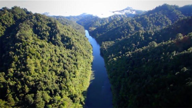 แม่น้ำสายนี้มีชีวิต เป็นนิติบุคคล ชนเผ่าเมารีนับถือเสมือนบรรพบุรุษ