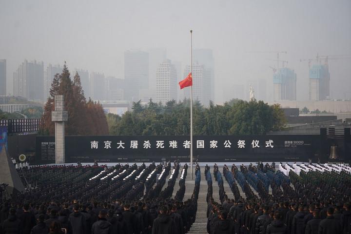 จีนจัดพิธีรำลึก 'เหตุสังหารหมู่นานกิง' ระดับชาติครั้งที่ 7