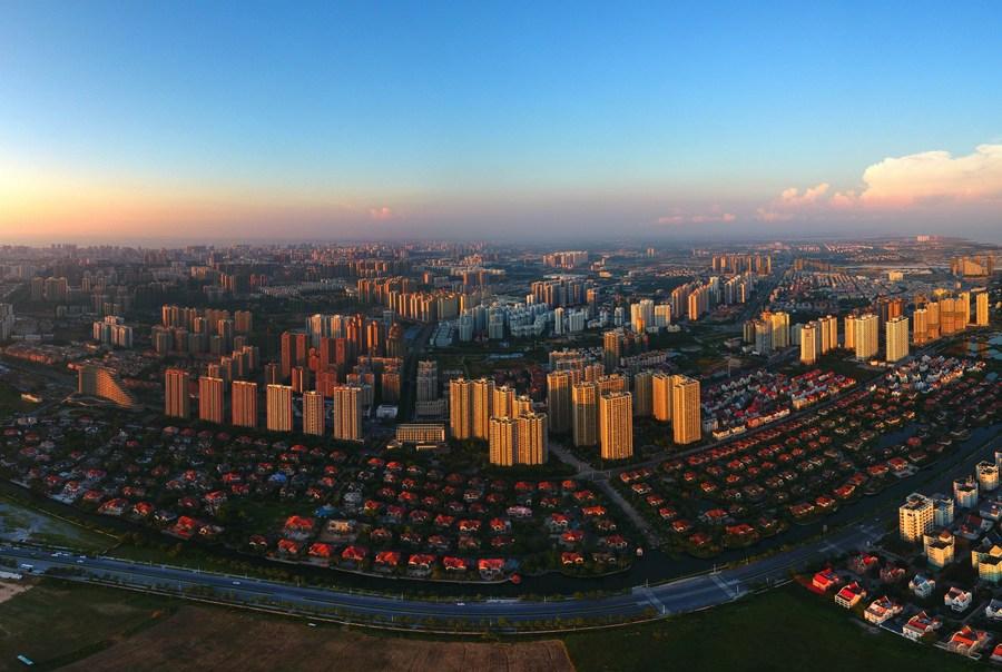 ตลาดที่อยู่อาศัยจีนทรงตัว ราคาบ้านขยับขึ้นเล็กน้อยเดือนพ.ย.