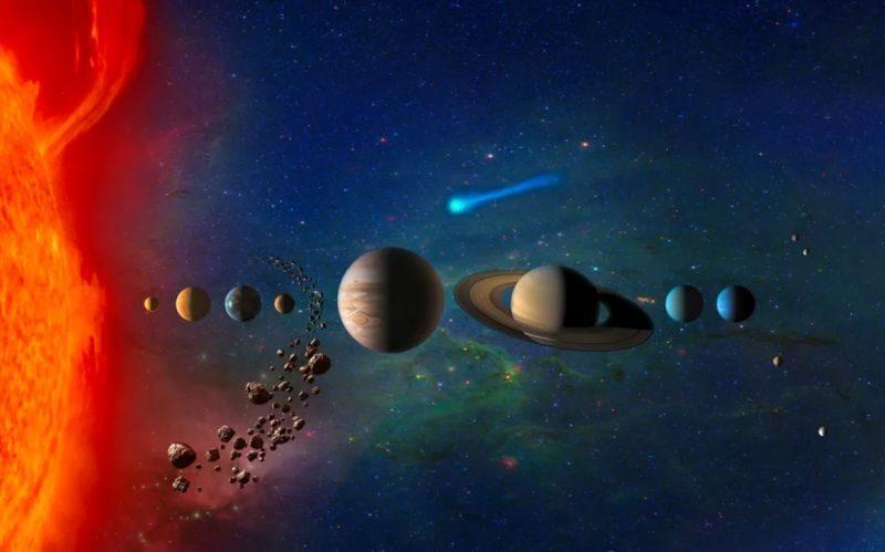"""ค้นพบ """"ซูเปอร์ไฮเวย์อวกาศ"""" ทางด่วนเส้นใหม่ย่นเวลาข้ามระบบสุริยะ"""