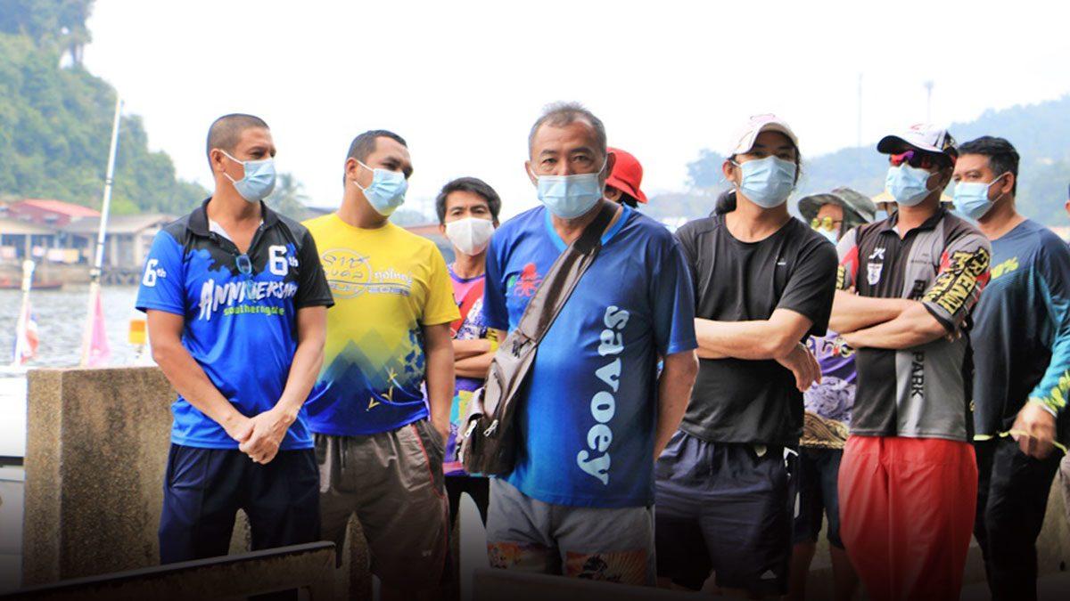 ปล่อยแล้ว! 22 นักท่องเที่ยว ถูกเมียนมาจับร่วมเดือน เจ้าของ-ลูกเรือถูกดำเนินคดี