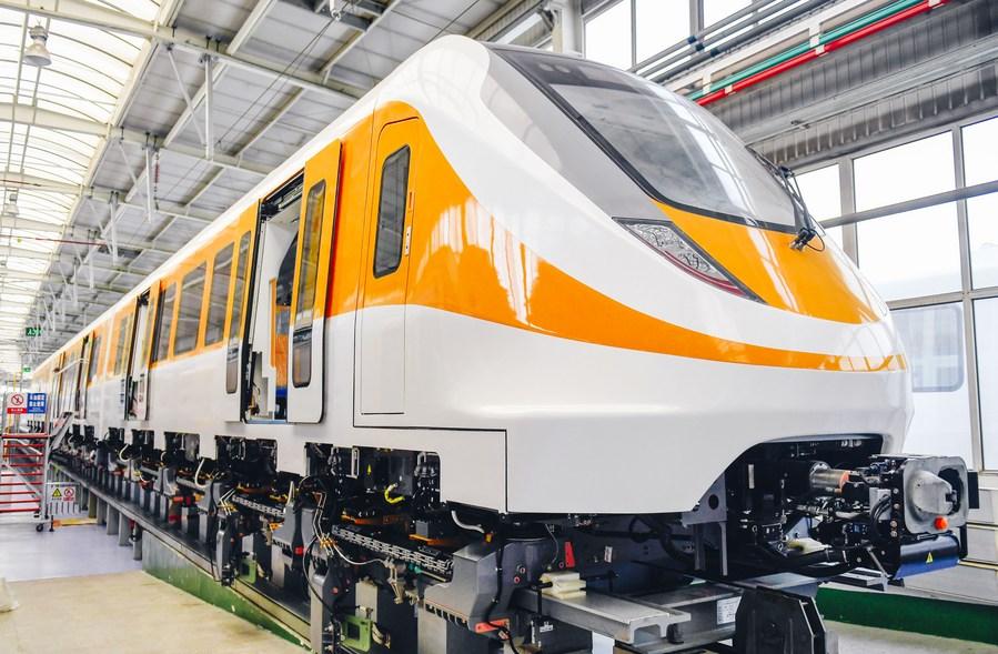 จีนพัฒนา 'รถไฟแมกเลฟ' เก่งทางชัน วงเลี้ยวแคบ วิ่งเร็ว 120 กม./ชม.