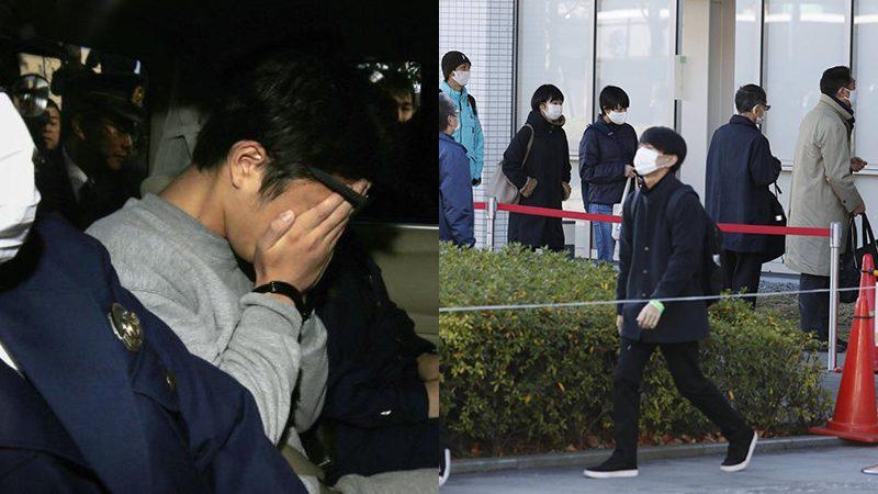 คนญี่ปุ่นครึ่งพันแห่มาศาล คดีหนุ่มนักฆ่าทวิตเตอร์ 9 ศพ โทษประหารชีวิต