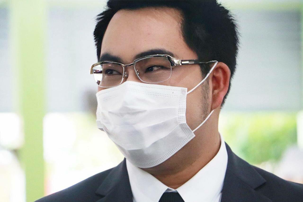 """""""พลภูมิ"""" ขอ ปชช.สวมหน้ากากอนามัย หลังค่า PM 2.5 ในกทม.พุ่งเกินค่ามาตรฐาน กระทบสุขภาพ"""