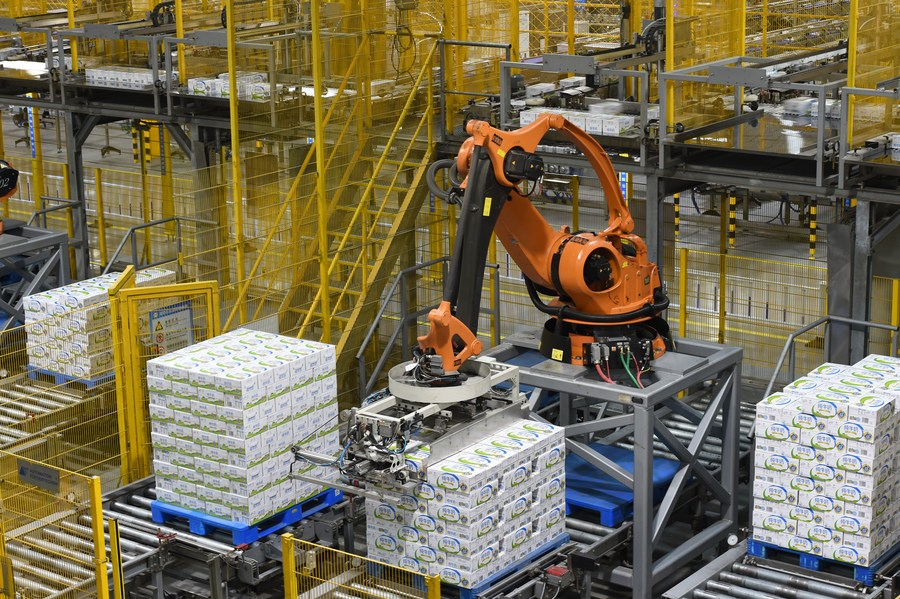 'อุตสาหกรรมนม' มองโกเลียในเฟื่องฟูต่อเนื่อง