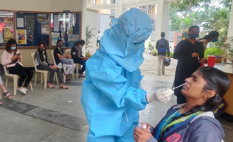 'อินเดีย' ป่วยโควิด-19 เพิ่มกว่า 2.6 หมื่นราย ใน 24 ชั่วโมง