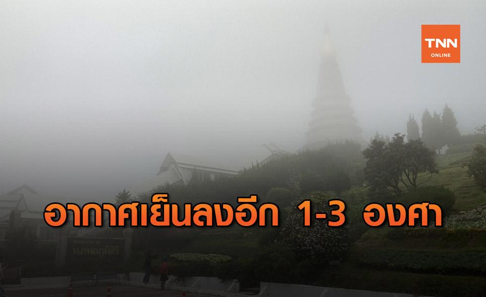 สภาพอากาศ โดย กรมอุตุนิยมวิทยา ประจำวันที่ 16 ธ.ค.63