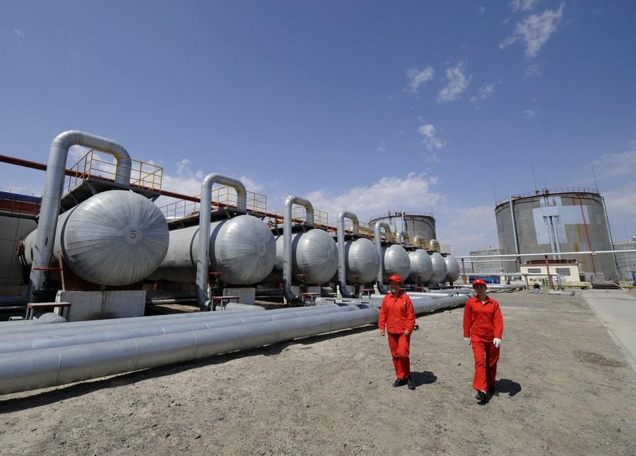 'แหล่งน้ำมันยักษ์' ในซินเจียง ผลผลิตทะลุ 2 ล้านตันปีนี้