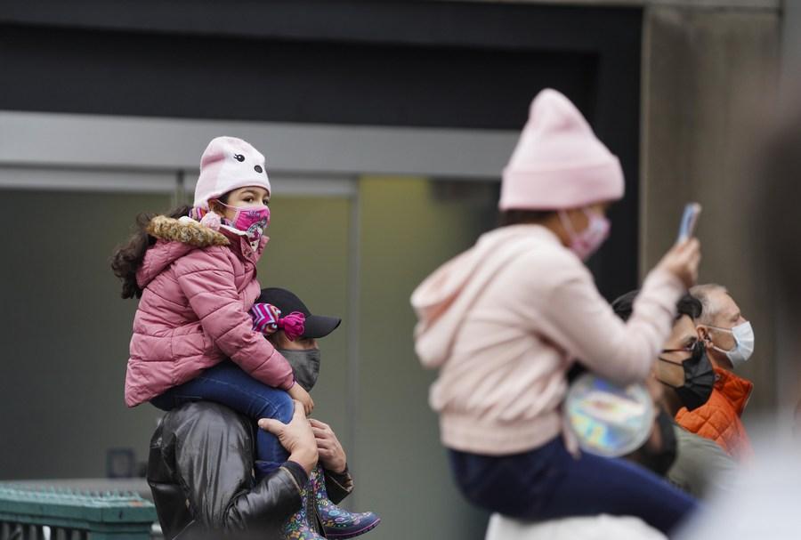 'เด็กในสหรัฐฯ' ป่วยโควิด-19 ทะลุ 1.6 ล้านราย