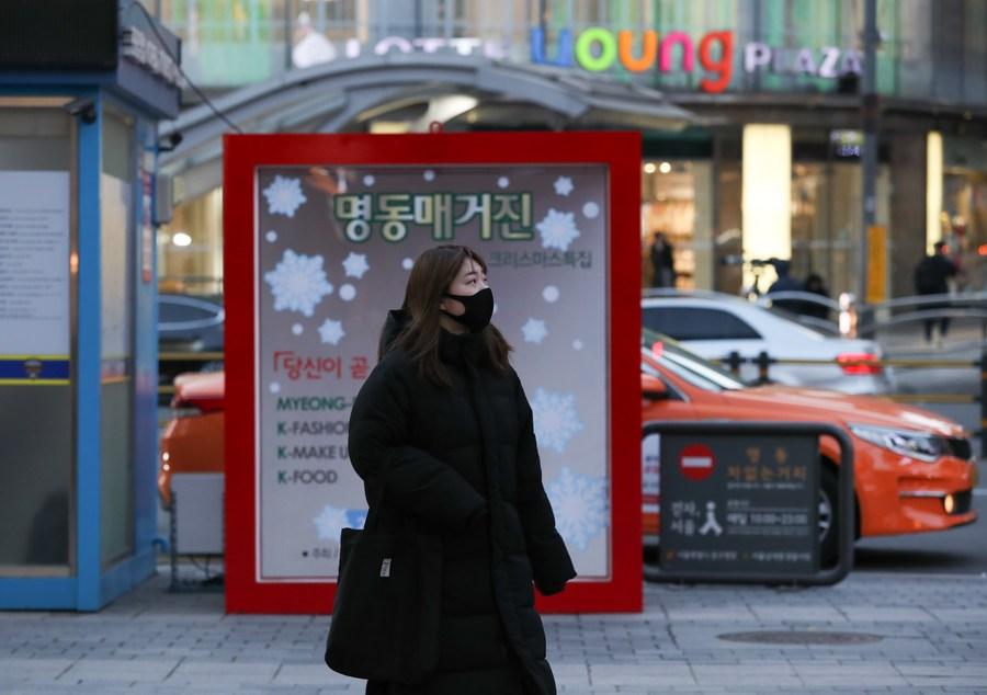 'เกาหลีใต้' ป่วยโควิด-19 เพิ่ม 344 ราย