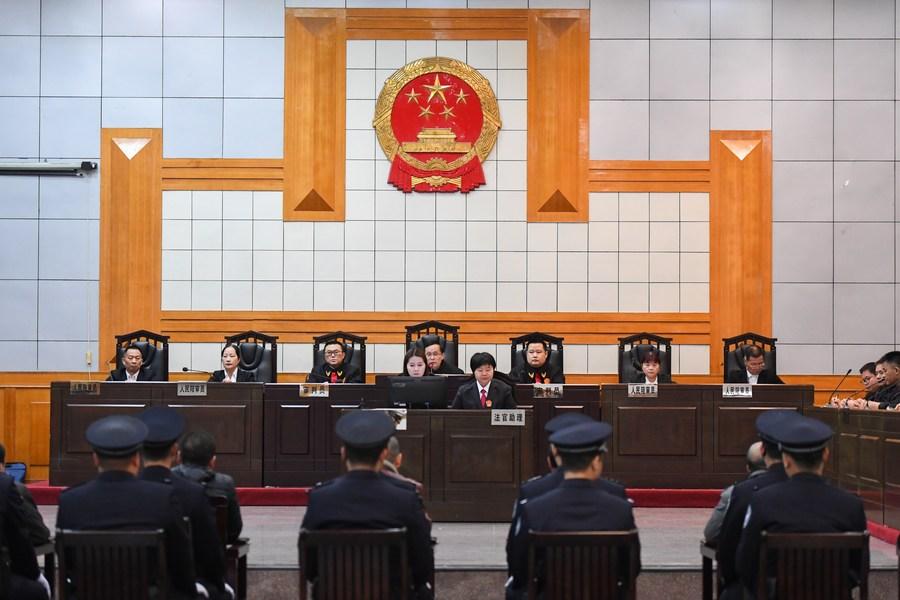 เอาจริง! จีนปราบแก๊งอาชญากรรม 'มาเฟีย' 3,600 กลุ่ม ใน 3 ปีที่ผ่านมา
