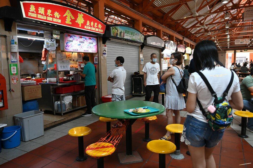 'ฮอว์เกอร์' วัฒนธรรมอาหารหาบเร่ ของสิงคโปร์ ขึ้นทะเบียนมรดกทางวัฒนธรรม ยูเนสโก