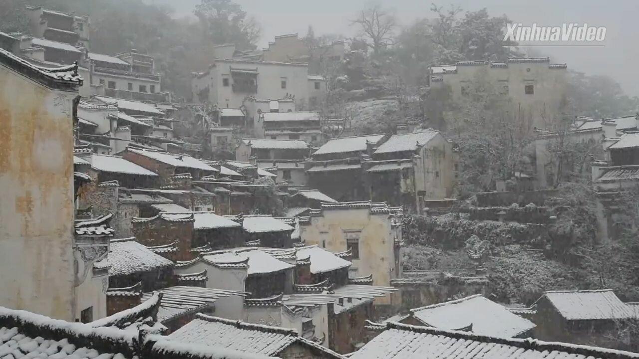 ปากสั่น! ฮูหลุนเป้ยเอ่อร์หนาวสะท้าน อุณหภูมิลดฮวบ -43.6 องศา