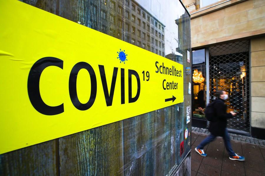 'เยอรมนี' ป่วยโควิด-19 พุ่งเกือบ 2.7 หมื่น ดับเฉียด 700 ในวันเดียว