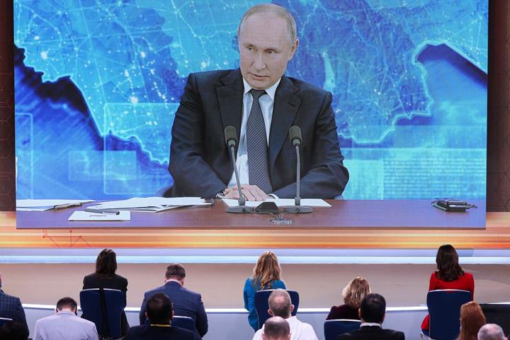 รัสเซียไฟเขียวร่างกม. เปิดทาง 'ปูติน' นั่งเก้าอี้ปธน. ต่อ 2 สมัย