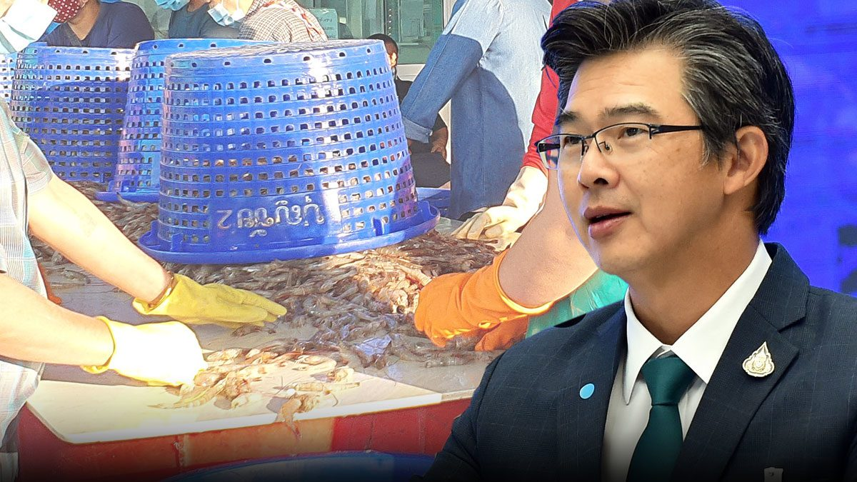 สธ.วอนลูกค้าประจำตลาดกุ้งพันรายตรวจหาโควิด พบจุดไข่แดงติดเชื้อ42%
