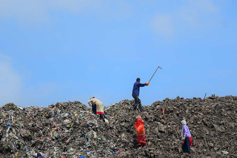 เมืองในอินเดียงัดแผน 'ขยะพลาสติก' แลก 'คูปองอาหาร'