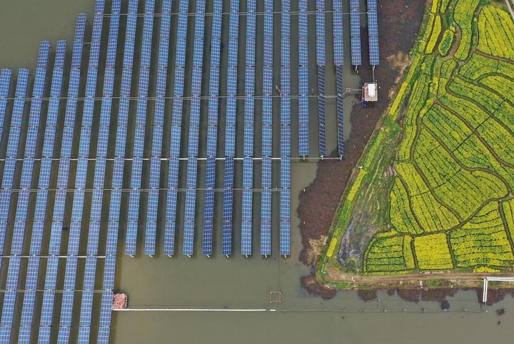 สมุดปกขาวเผย 'โครงการพลังงาน' หนึ่งใน 'กุญแจแก้จน' ของจีน