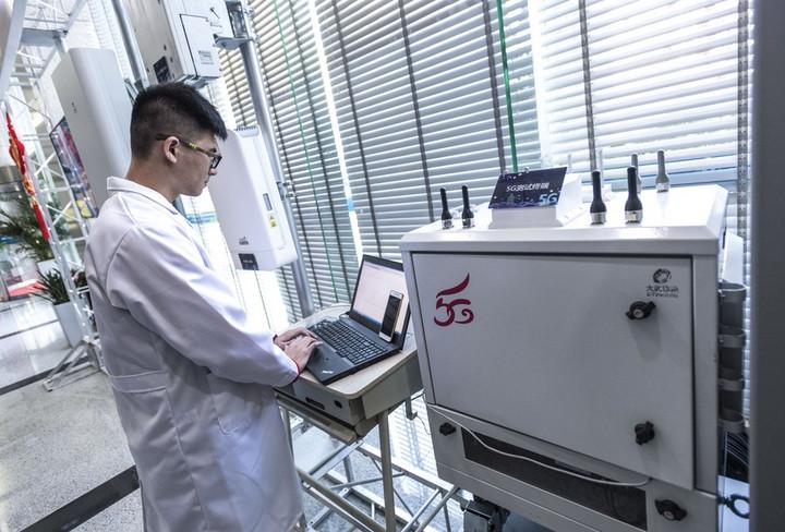 จีนคาด 5G สร้างผลผลิตเศรษฐกิจปี 2020 กว่า 8.1 แสนล้านหยวน