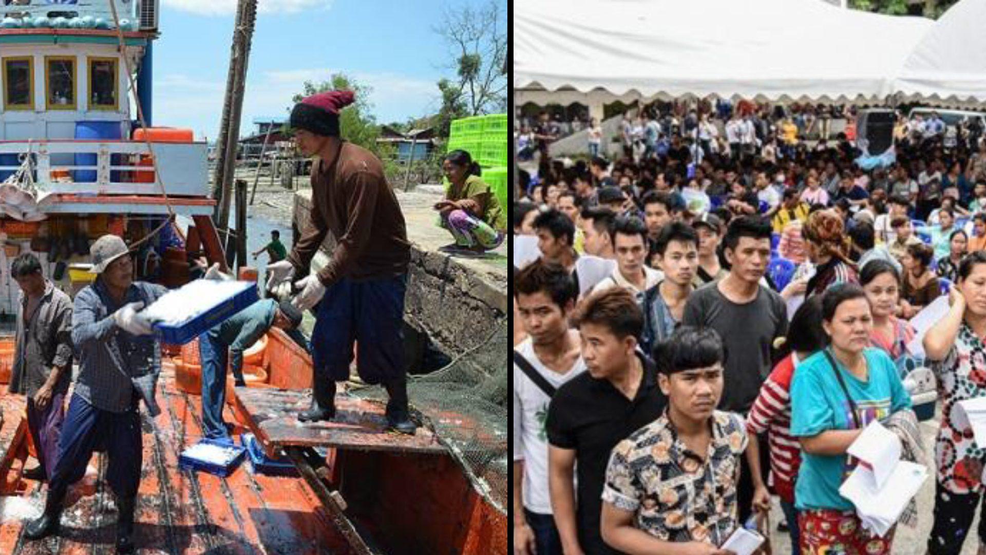 องค์กรแรงงานเมียนมา เรียกร้องไทยรับแรงงาน 60,000 คน ชี้แรงงานเดือดร้อนหนัก