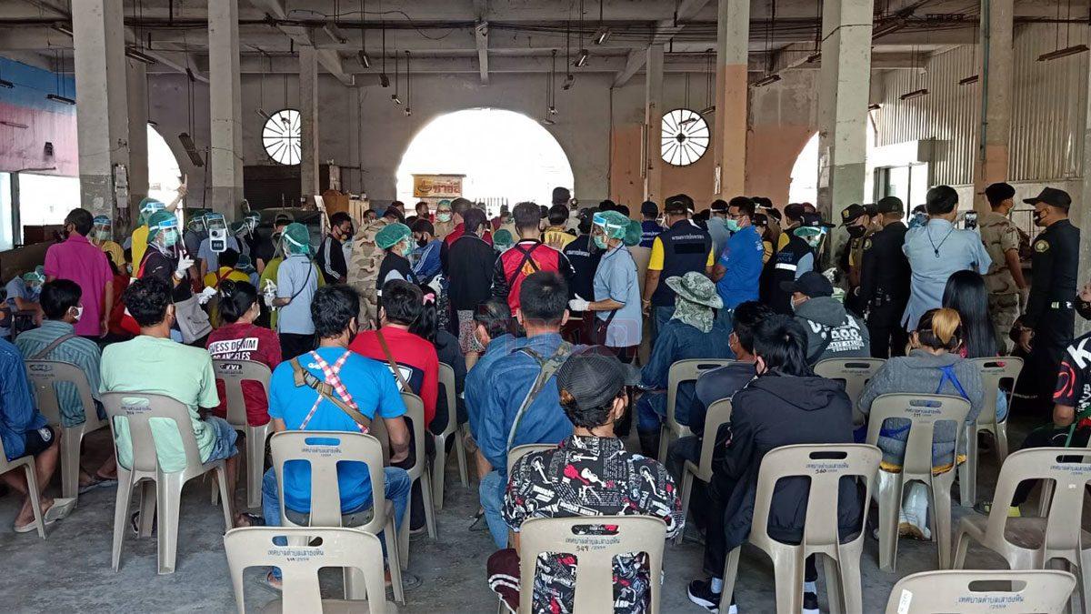 กระจ่างแล้ว! หลังลือหนักนนทบุรี ต่างด้าวติดโควิด 13 คน ชาวบ้านผวาแจ้งที่อยู่แรงงาน