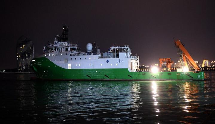 เรือวิจัยจีน 'ทั่นสั่ว-2' กลับสู่ฝั่งหลังพา 'นักรบใต้ทะเล' ท่องจุดลึกสุดของโลก