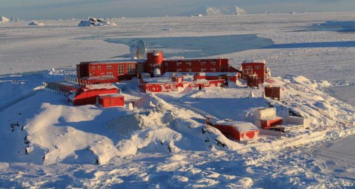 ไม่รอด! พบผู้ติดเชื้อโควิดในแอนตาร์กติกาครั้งแรก