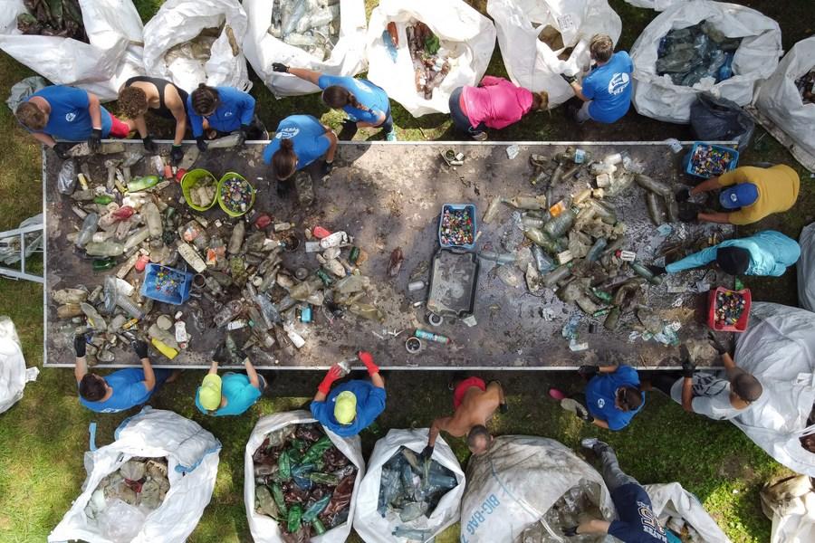 อียูห้ามส่งออกขยะพลาสติก 'รีไซเคิลยาก' ให้ประเทศที่ไม่ใช่สมาชิก 'สโมสรคนรวย'