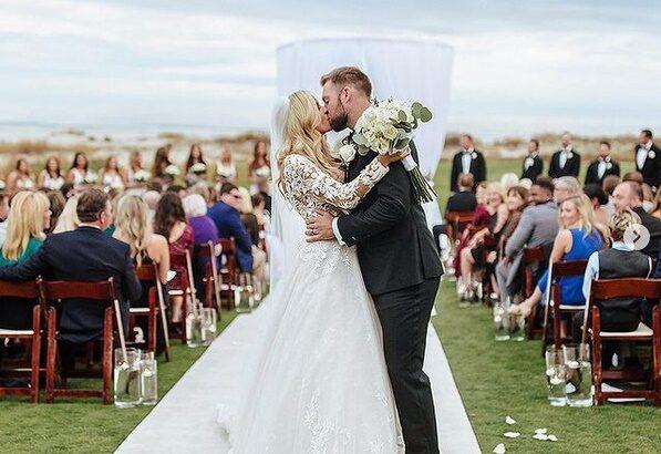 แจ๊ค ซ็อก นักหวดอเมริกัน โดนแฟนๆ รุมจวก หลังจัดงานแต่งไม่สนมาตรการนิว นอร์มอล