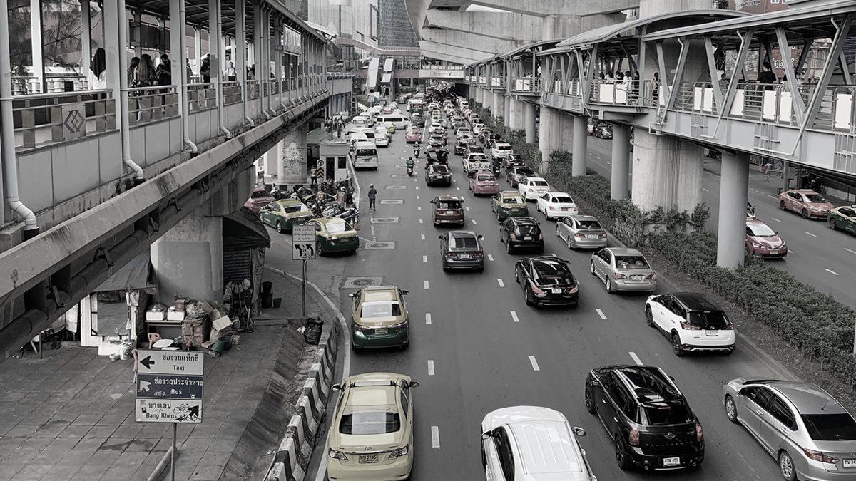 นนทบุรี พบติด 'โควิด' รายที่ 6 ไปเดินห้างดังลาดพร้าว ขึ้น BTS แวะคาเฟ่