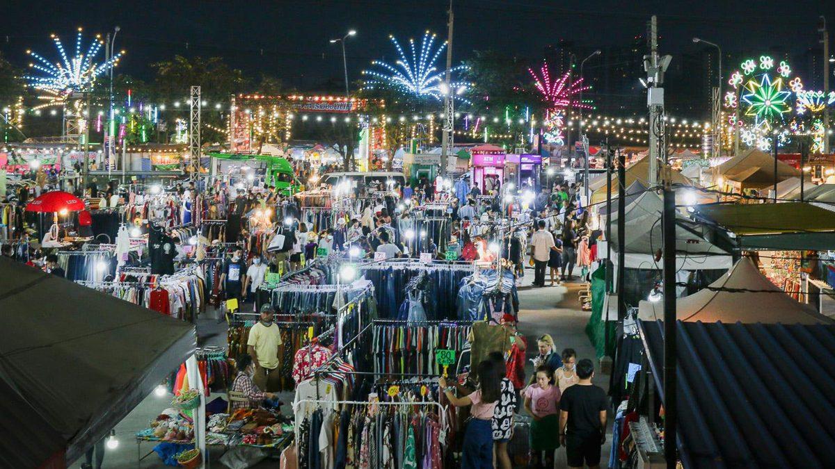 นนทบุรี พบติด 'โควิด' ราย 7 ไปตลาดนกฮูก ตลาดบางใหญ่ บิ๊กซีไทรน้อย