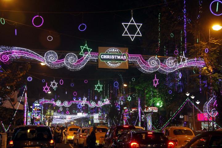 อินเดียคุมเข้มฉลองคริสต์มาสเฝ้าระวัง 'โควิด-19'