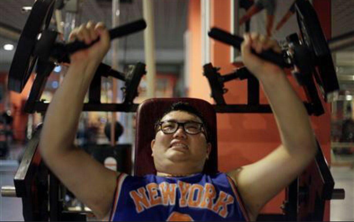 ชี้ผู้ใหญ่จีนเกินครึ่งน้ำหนักเกิน