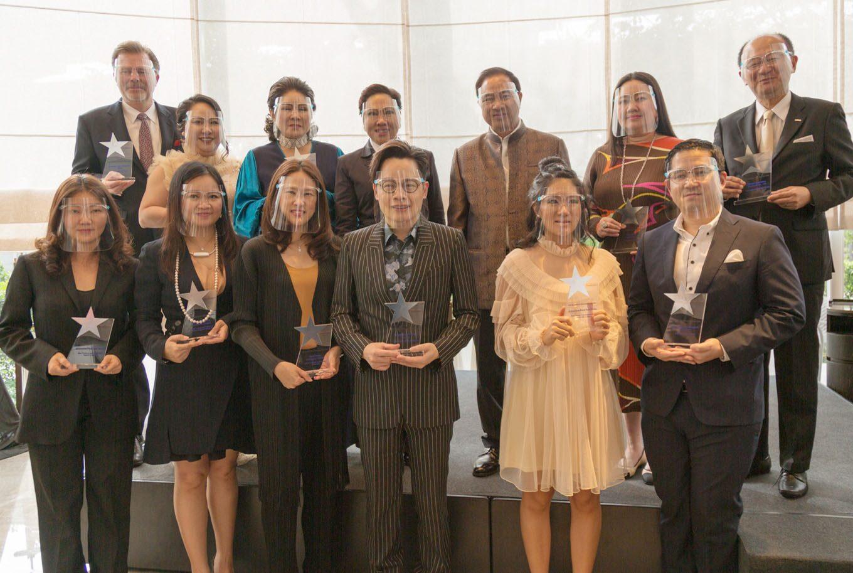 มอบรางวัล The Thailanders Top Business Organization 2020